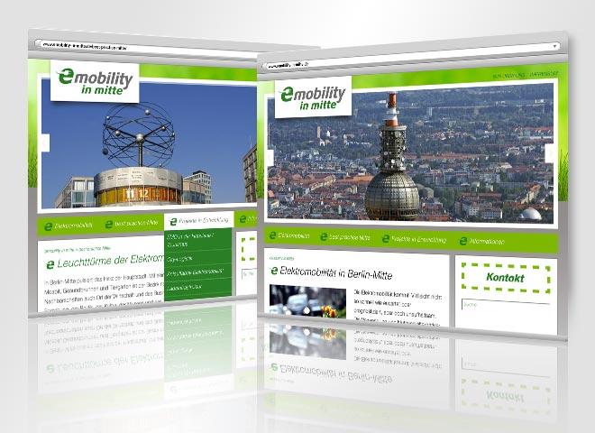eMobility in Mitte elektrischer Mobilität Elektromobilität Lebensraum in Berlin-Mitte