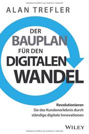 Cover Buch Der Bauplan für den digitalen Wandel