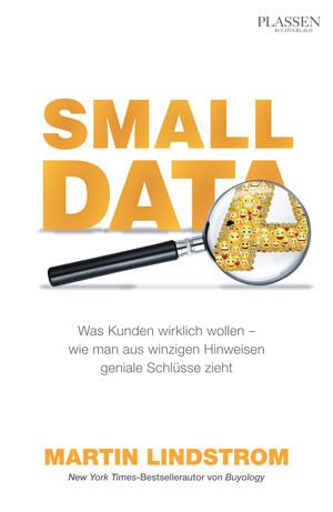 Buchcover Small Data von Martin Lindstrom