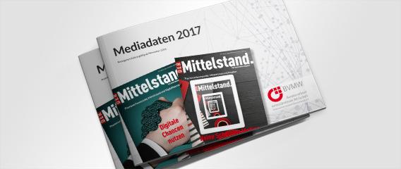 Mediadaten 2017 Unternehmermagazin DER MITTELSTAND