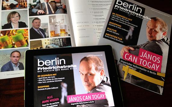 Corporate Publishing in digitalen Zeiten, So kommen Magazine von Unternehmen und Verbänden auf Tablet-PCs, Claudia Mattheis, mattheis. Werbeagentur