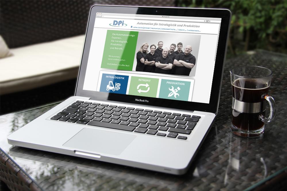 Webdesign DPI Automatisierung