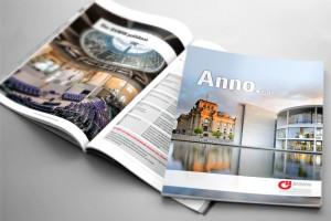 Jahresbericht Anno. vom Bundesverband für mittelständische Wirtschaft