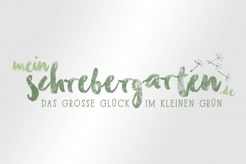 Logodesign mein-schrebergarten.de | Mattheis Werbeagentur