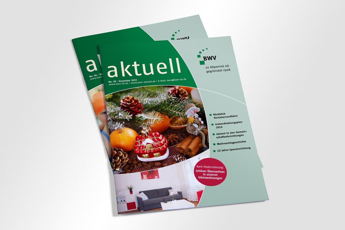 Mitgliedermagazin BWVaktuell