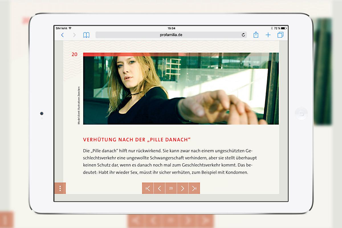 profamilia epub Einzelseite im interaktiven Viewer