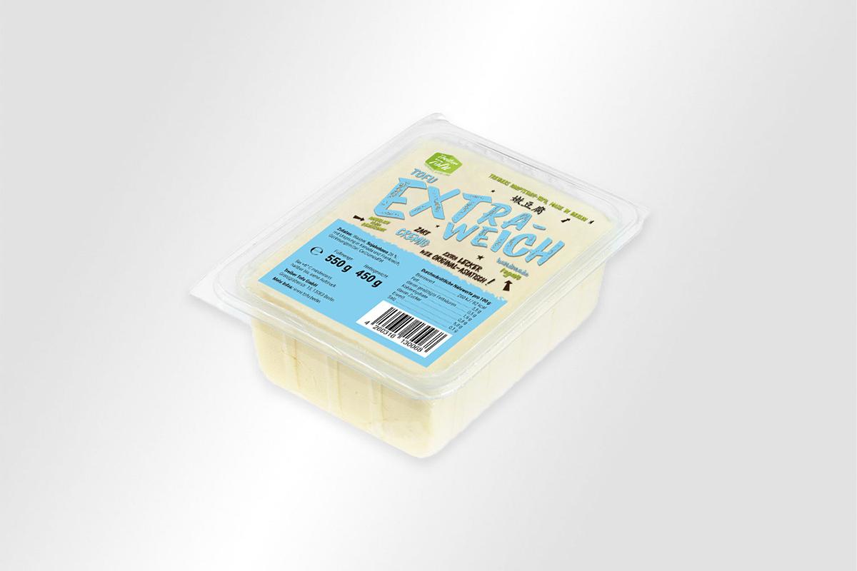 Extra Weich Treiber Tofu Verpackungsdesign