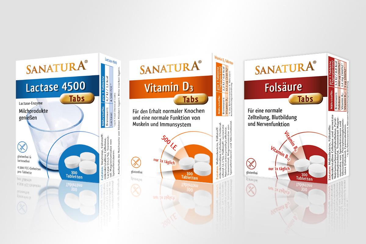 Natura Sanatura Reform Gesunde Ernährunge Konzeption Mattheis Werbeagentur