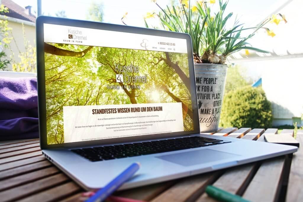 Webdesign Kusche und Dremel