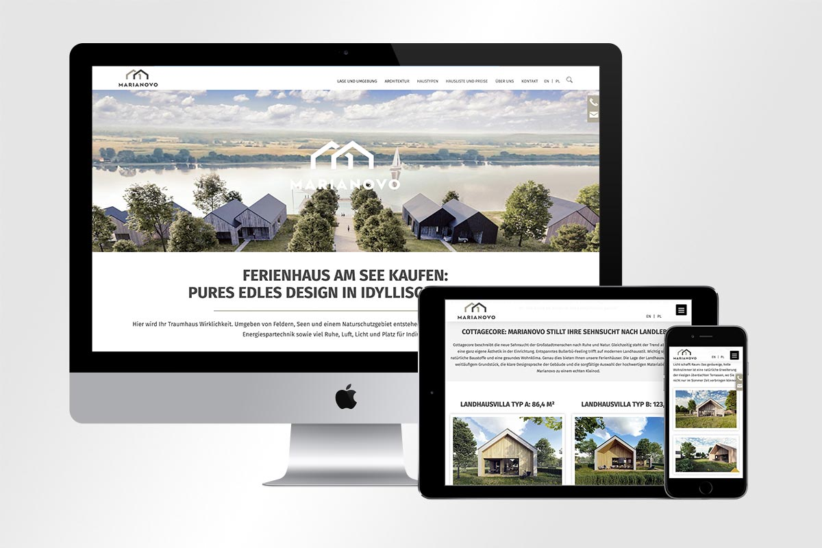 Marianovo Webdesign