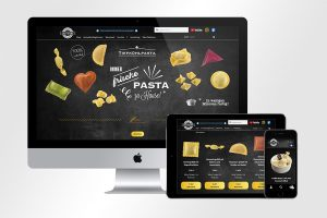 Webdesign Pastarena