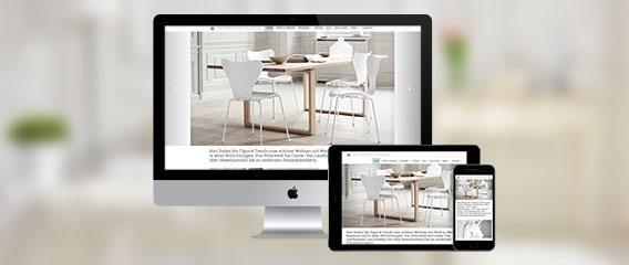 Zeitloser Trend: Das Wohnen in Weiß – Webdesign Wohnen in Weiss | Mattheis Werbeagentur Berlin